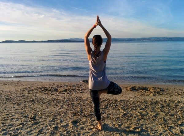 Yoga à Nice