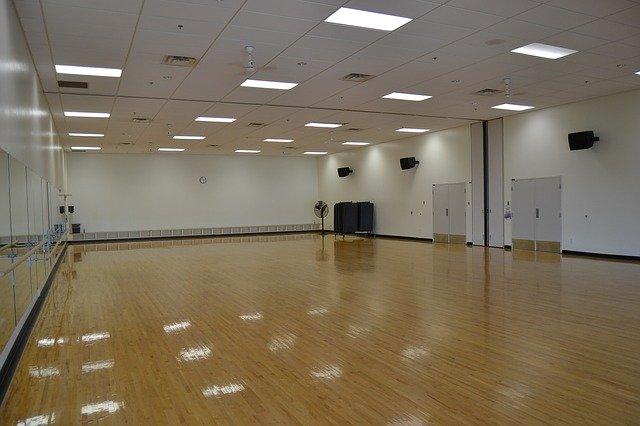 Location studio de danse