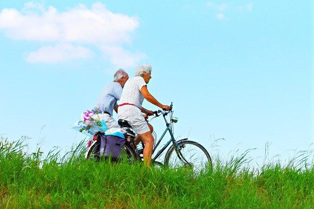 sport pour les séniors en bonne santé
