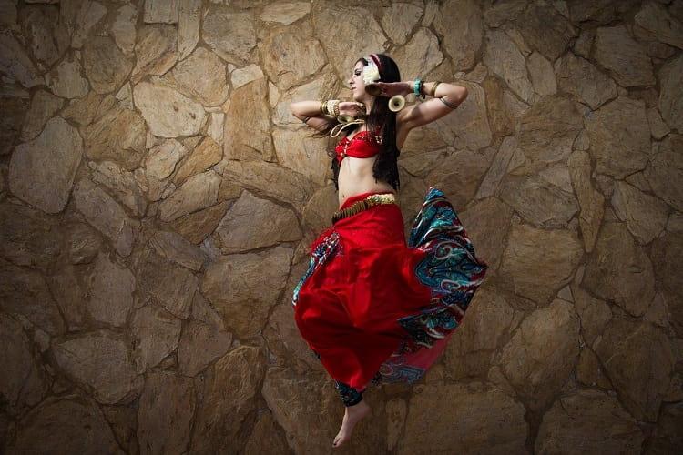 Cours de danse tribal fusion à Nice