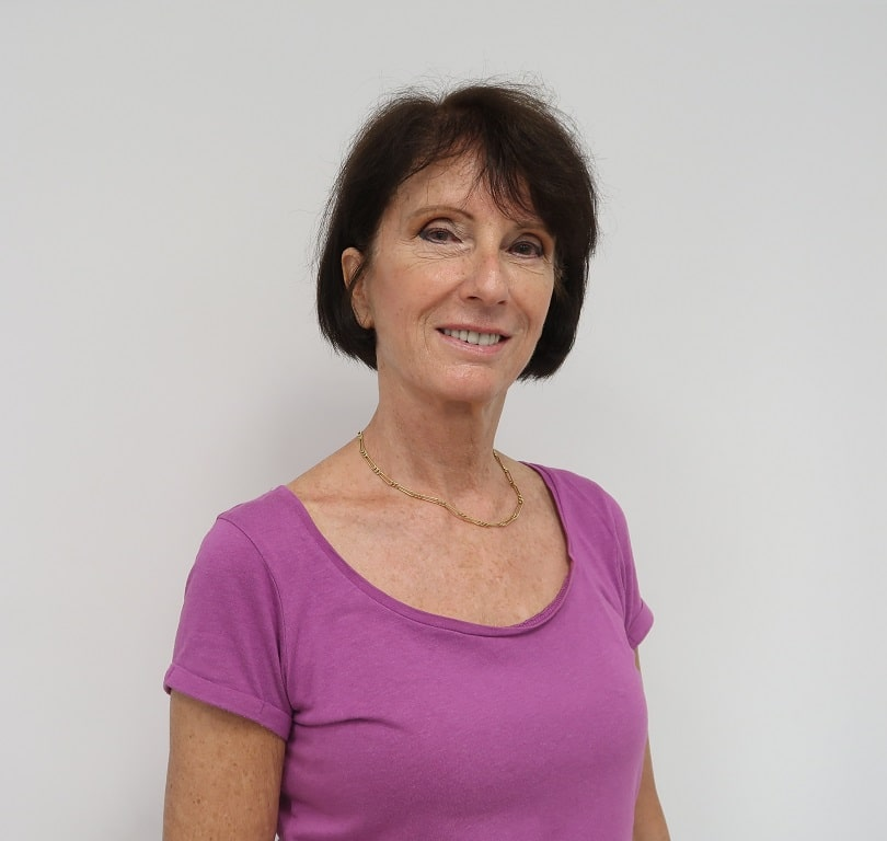 Joelle - professeur de danse à nice